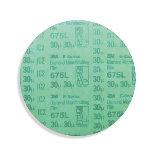 3M™ 675L diamond disc 20 micron PSA