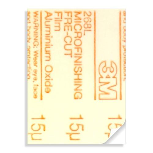 3M™ IMF 268L sheet 9 micron 230x280mm PSA