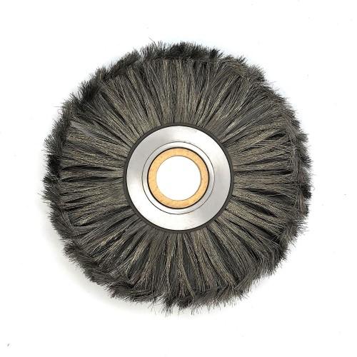 Brosse à piquer Metalco 150 mm
