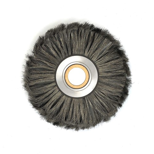 Brosse à piquer Metalco 120 mm