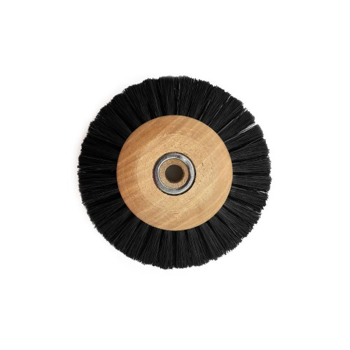 Circulaire soie noire 50 mm monture bois