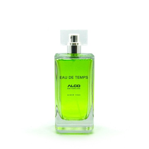 EAU DE TEMPS Gold and Stainless Steel