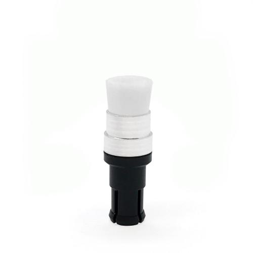 Brossette vacuum ALVAC nylon blanc