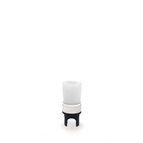 Brossette vacuum mini ALVAC nylon blanc