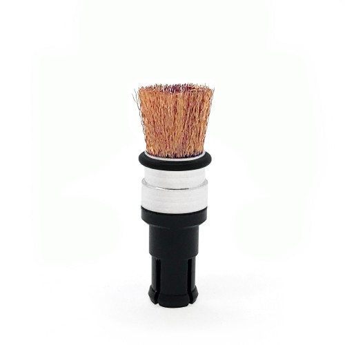 Brossette vacuum ALVAC bronze ondulé