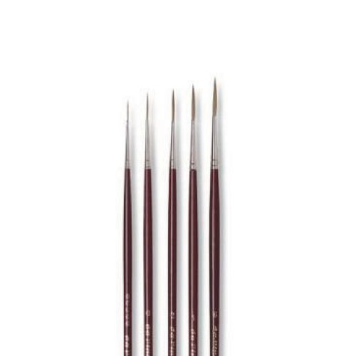 Da Vinci Kolinsky brush for miniature Serie 1210