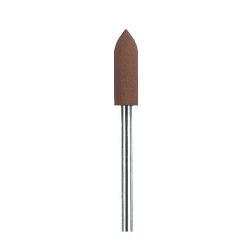 Polissoir Alcoden Alphaflex 0041HP brun sur tige 5x16 mm