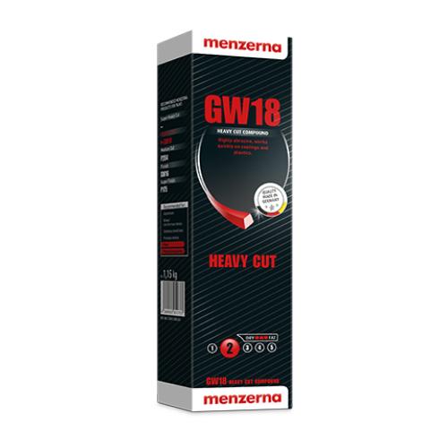 Pâte à polir Menzerna GW18