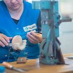 Handmade and Swissmade, we perpetuate the passion, the human being and the skills!