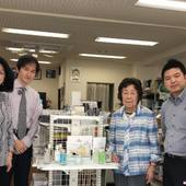 Congratulations to Sanpou, our Eau de Temps and Parfum du Temps exclusive partner in Japan for its amazing work! We are really looking forward for all the great things coming ahead!