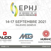 We are glad to inform you that we will participate to the EPHJ 2021!A chance for you to :⌚discover ALCO's abrasive and finishing solutions for Haute Horlogerie and Jewellery industry, ⌚admire our watchmaking components made out of authentic certified Murano glass. ⌚And also, an opportunity for us to introduce you to our new area of expertise in collaboration with our partner MEG: the ultrasonic precision cleaning.We cannot wait to meet you there!#alcoswitzerland #swissmade #since1823 #EPHJ2021 #muranowatches #MEG